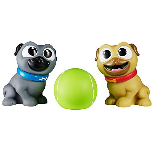 The First Years Disney Baby Bathtime Squirt Toys, Puppy Dog Pals