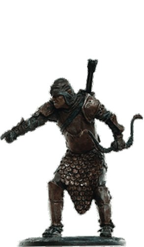 Lord of the Rings Figurine Collection Nº 173 Orc Sentry