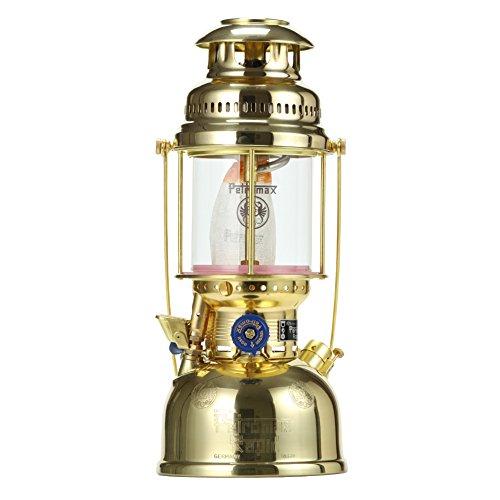 Petromax [ ペトロマックス ] HK500 圧力式 灯油ランタン px5m ブラス Polished オイルランプ ランタン カ...