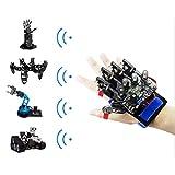 Kamas Open Source Somatosensory Hand Palm Finger Remote Control Robot DIY Wearable Mechanical Glove Wireless Controller Exoskeleton