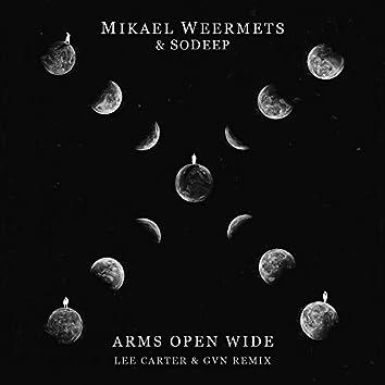 Arms Open Wide (feat. SoDeep) [Lee Carter & GVN Remix]