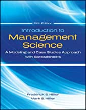 Introduction to Management Science with Student CD and Risk Solver Platform Access Card: A Modeling and Cases Studies Approach with Spreadsheets