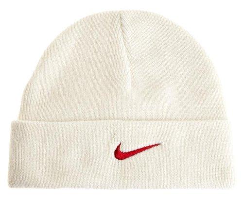 Nike Bonnet Junior Unisexe Motif Virgule, Enfant, Stone, Infant Baby 12-18 Months One Size MISC
