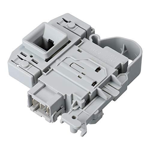 LUTH Premium Profi Parts Interruptor de Bloqueo de la puerta para Bosch Siemens Balay Neff lavadora 00638259 638259