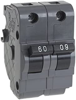 View-Pak UBIF260N Unique Breakers Double Pole Thick Federal Pacific Circuit Breaker