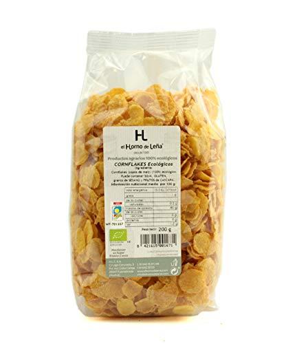 Horno de Leña Corn-Flakes Eco, 200 g, Pack de 1