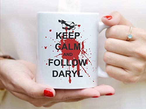 The Walking Dead Tasse mit Spruch Daryl