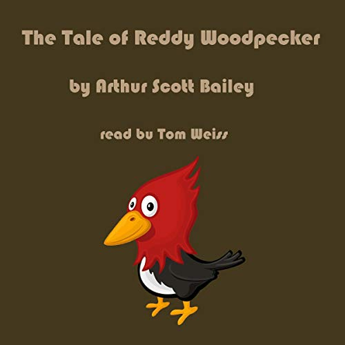 The Tale of Reddy Woodpecker  By  cover art