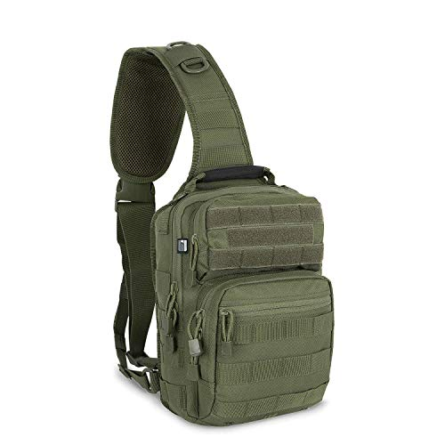 bw-online-shop US Cooper Rucksack Sling Medium - Oliv