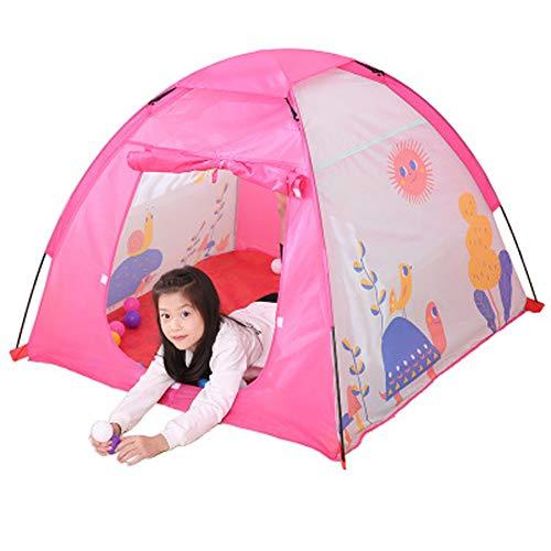 YYFZ Zelte für Kinder Zelt für Mädchen Indoor Kinderzelt Spielhaus Inneneinrichtung Zuhause Junge Mädchen Outdoor Zelt Kind, Material, B, Größe 0.00watts