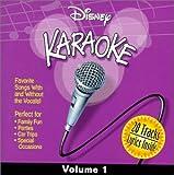 Disney Karaoke Series: Vol. 1-Karaoke