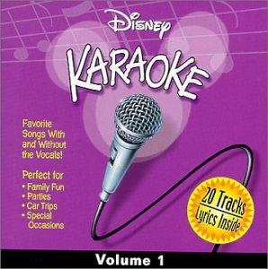 Disney Karaoke Vol.1