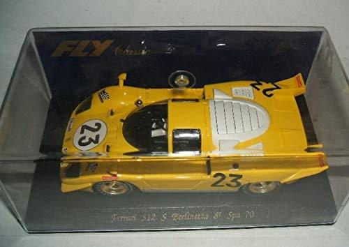Fly SCALEXTRIC Ferrari 512 S DE Fly Ref.-C22