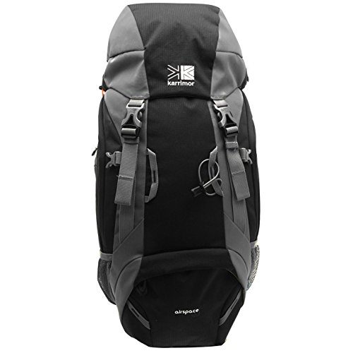 Karrimor Unisex Airspace 35 Plus 5 Rucsack Black/Charcoal One Size