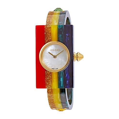 Reloj de Mujer Gucci plexigls YA143519
