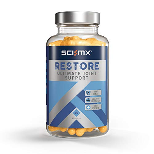 SCI-MX Daily Essentials Ultimate Joint Support, Advanced Joint Health Blend, 60 Capsules