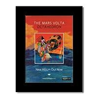 MARS VOLTA - Octahedron Mini Poster - 28.5x21cm