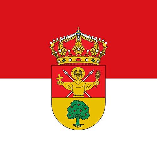 magFlags Bandera Large Municipio de San Esteban del Valle Castilla y León | 1.35m² | 120x120cm