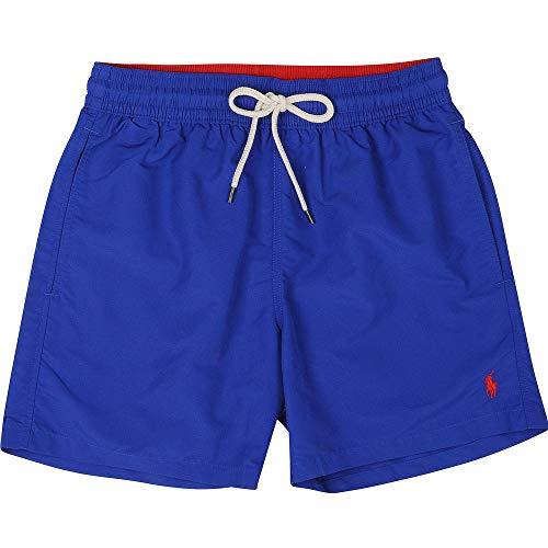 Ralph Lauren Herren Badeshorts Blau XL