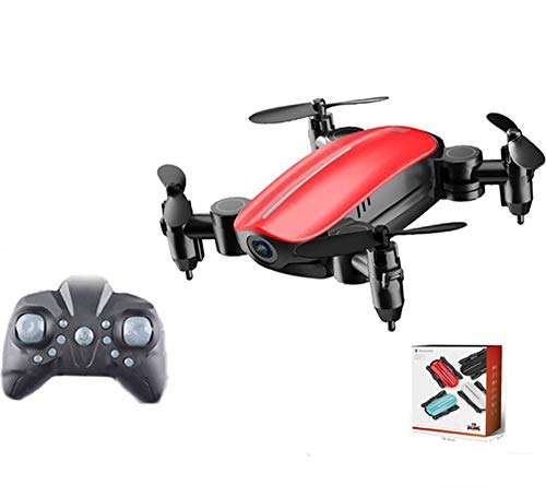 RC mini quadcopter met WIFI FPV opvouwbare drone vliegtuig met camera HD RC drone luchtfoto quadcopter helikopter miniatuur-speelgoed Vaste hoogte 500W WIFI camera,3