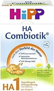 HiPP 喜宝 HA 1 ComBiotik 低敏奶粉,4盒(4 x 500克)