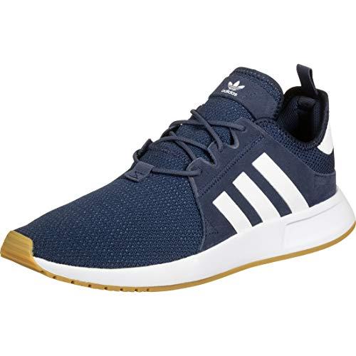 adidas X_PLR, Zapatillas de Gimnasio Hombre, Tech Indigo/FTWR White/Gum 3, 39 1/3 EU