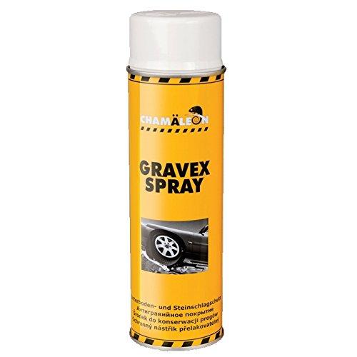 Chamäleon UBS 1 x 500ml Spray Weiß Anti GRAVEX Schutz UNTERBODENSCHUTZ UNTERBODEN