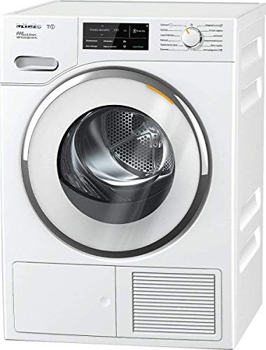 Miele TWJ680 WP Eco&Steam WiFi&XL Asciugabiancheria, 9kg, A+++