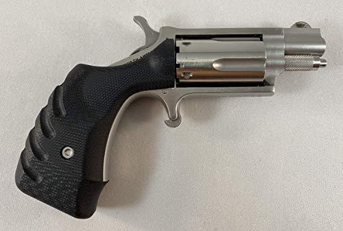 Revision CV G10 Grips for NAA 22 Magnum Mini Revolver - Black