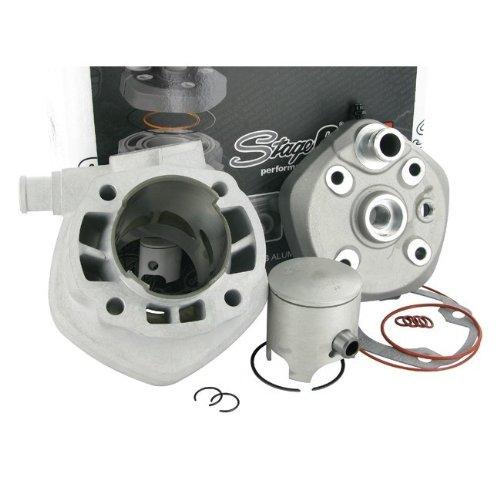 Zylinderkit Stage6 Racing 70cc MKII, 12mm Kolbenbolzen für Minarelli LC