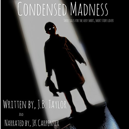 Condensed Madness Audiobook By J. B. Taylor cover art