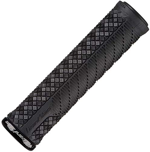 Lizard Skins Charger Evo Lock-On Grips Jet Black, One Size