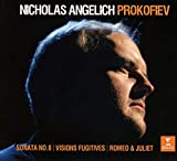 Nicholas Angelich - Sonata Nº8 -Visions Fugitives - Romeo & Juliet (CD)