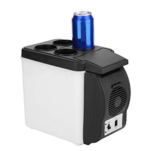 Refrigerador de coche multifuncional resistente a la temperatura portátil antienvejecimiento ecológico para actividades al aire libre