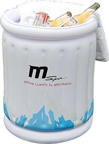 Miweba MSpa Whirlpool B0301755 aufblasbarer Getränkekühler großes Volumen
