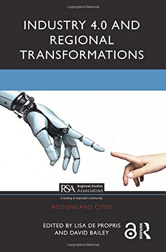 Industry 4.0 and Regional Transformations Front Cover