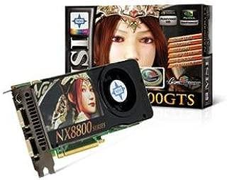 MSI NX8800GTS 512M OC GeForce 8800GTS G92 512MB 256-bit GDDR3 PCI Express 2.0 x16 HDCP Ready SLI Supported Video Card