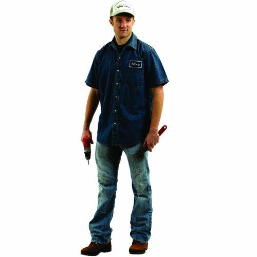 Dress Up America Erwachsener Mike Mechaniker Kostüm Set
