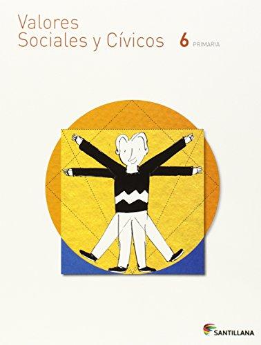 VALORES SOCIALES Y CIVICOS 6 PRIMARIA - 9788468028507