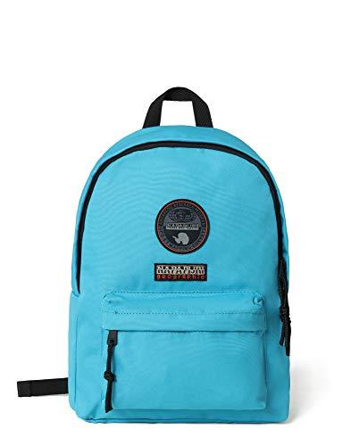 Napapijri Voyage Mini Luggage - Mochila de transporte, Reef Turquoise (Turquesa) - NP0A4E9W