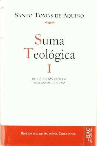 Suma teológica. I: Introducción general; Tratado de Dios uno (1 q. 1-26): 688