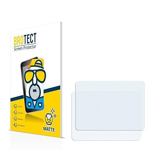2X BROTECT Matt Displayschutz Schutzfolie für Studio Küchenmaschine KM2014DG (matt - entspiegelt, Kratzfest, schmutzabweisend)