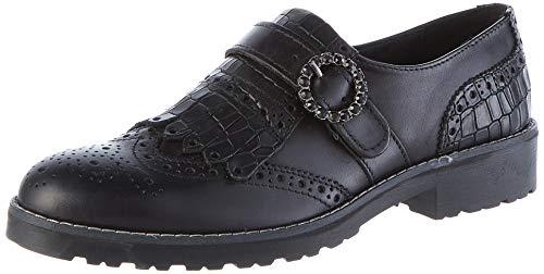 IGI&CO Donna-41658, Sneaker Donna, (Nero 4165800), 41 EU