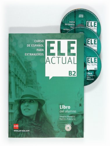 ELE ACTUAL B2. Alumno digital: Libro del alumno + CDs B2