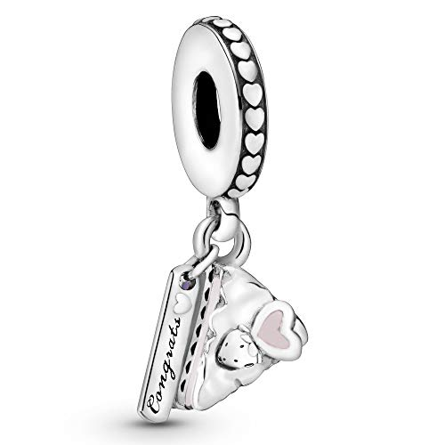 Pandora Bead Charm Donna Argento - 797258ENMX