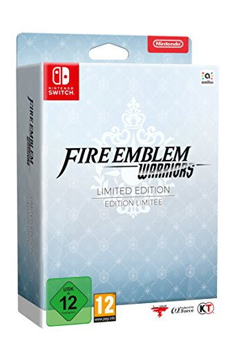 Nintendo Switch Fire Emblem Warriors - Edizione Speciale Limited [Importación italiana]