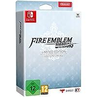 Nintendo Switch Fire Emblem Warriors - Edizione Speciale Limited [Importación italiana]