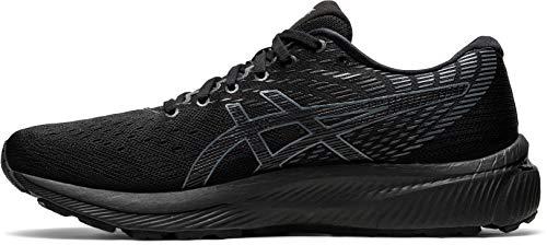 ASICS Mens Gel-Cumulus 22 Running Shoe, Black Carrier Grey, 44 EU