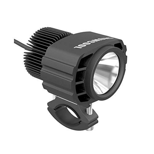 Motorrad-LED-Scheinwerfer, DRL-Scheinwerfer, 22 W, 4000 lm, superhell, weiß, für Motorräder, E-Bikes, LKW, ATV, UTV, SUV, Motorrad, Jagd, Fahren, Scheinwerfer