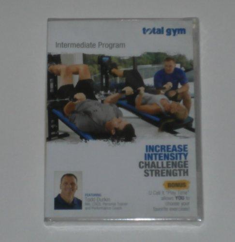 Total Gym Intermediate Program DVD Todd Du
